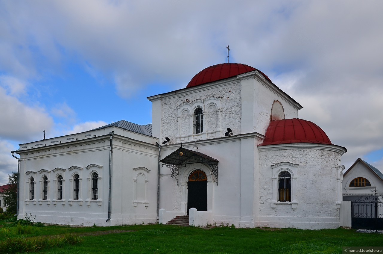 Никольский храм г. Коломна
